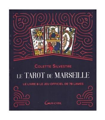Le Tarot de Marseille le livre et le jeu officiel coffret Grancher