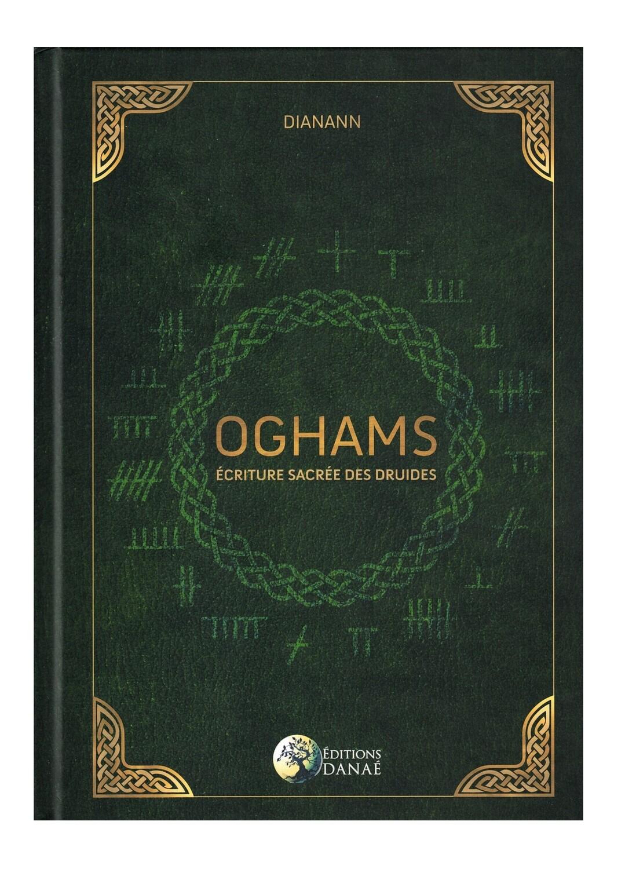 Oghams écriture sacrée des Druides
