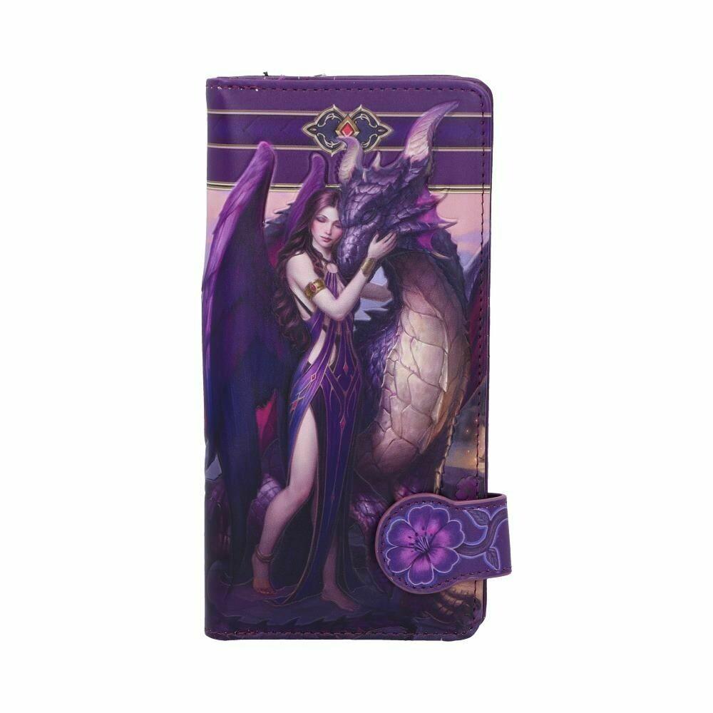 Porte-monnaie en relief Sanctuaire du Dragon 18,5 cm