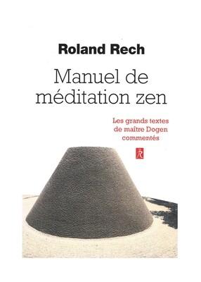 Manuel de méditation zen