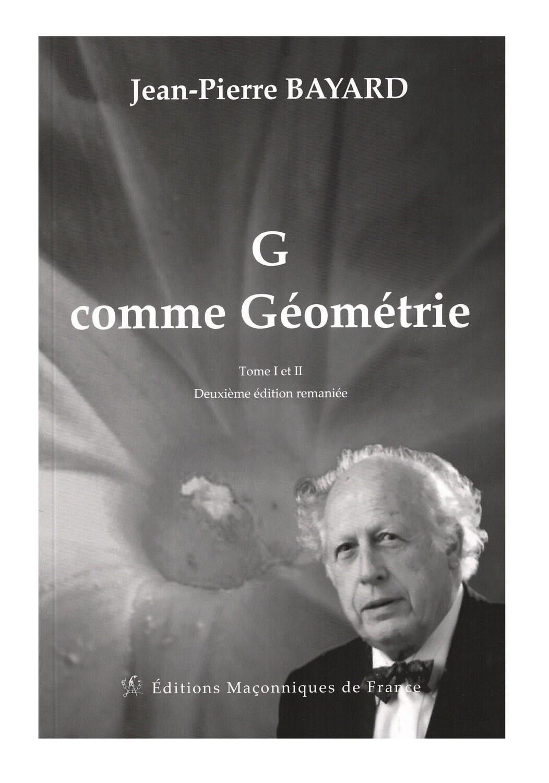 G comme geometrie