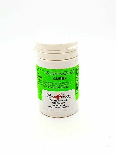 Poudre Magique Curry
