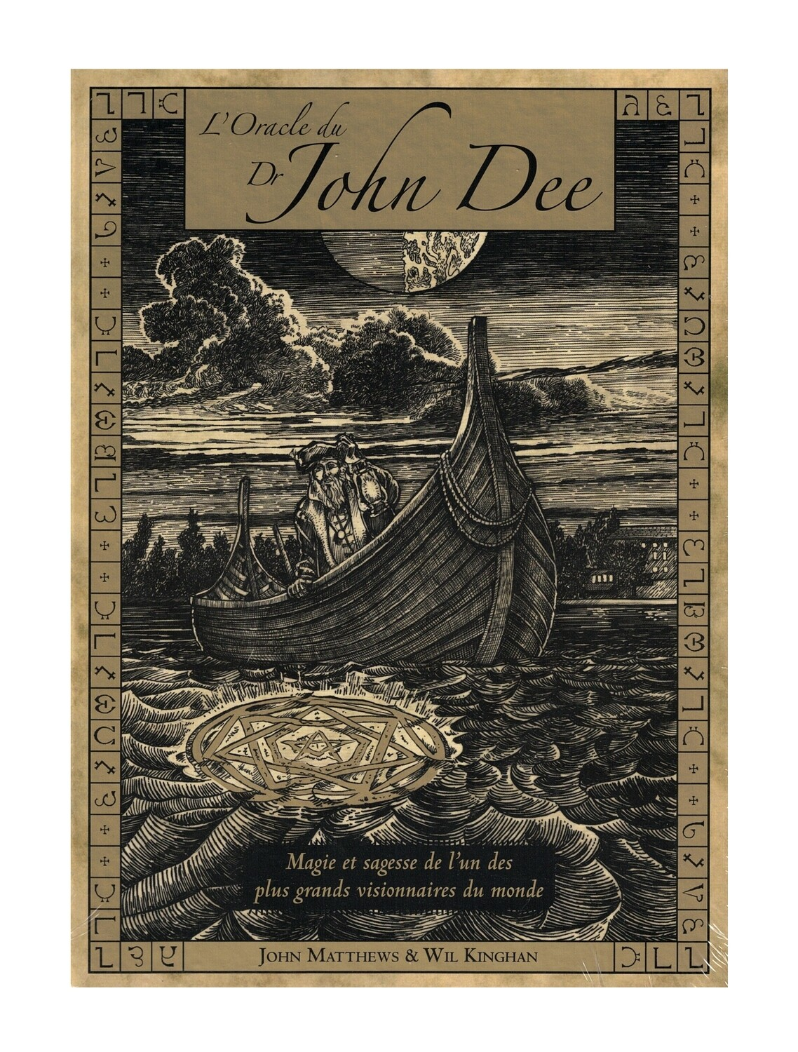 L'oracle du Dr John Dee