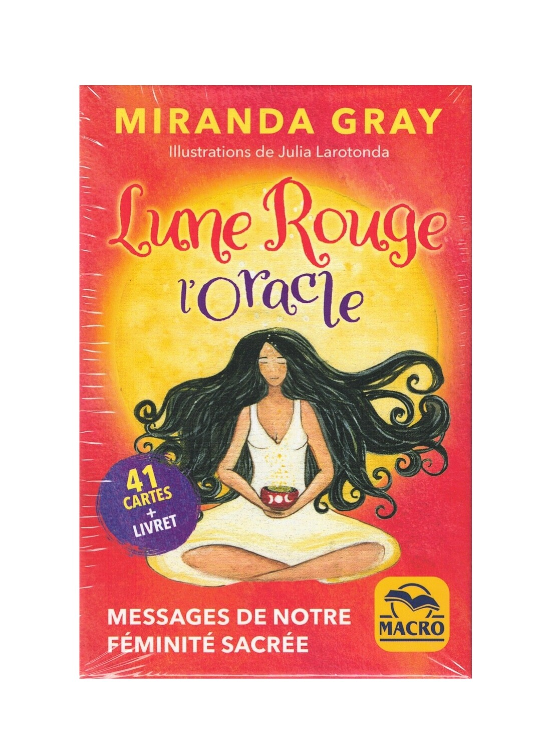 Lune Rouge l'oracle
