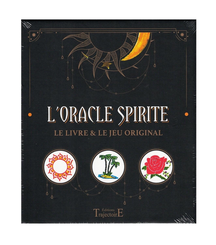 L'oracle Spirite le livre & le jeu original