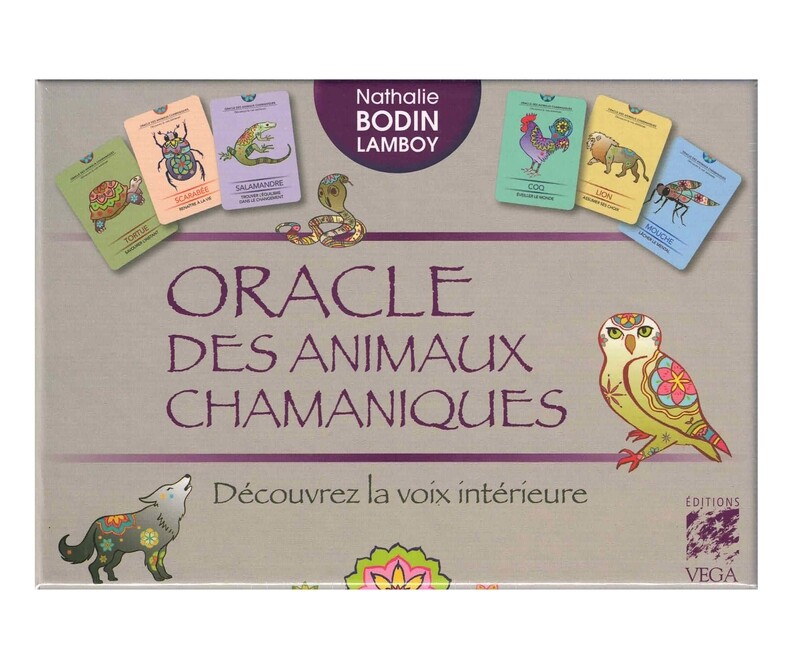 Oracle des animaux chamaniques