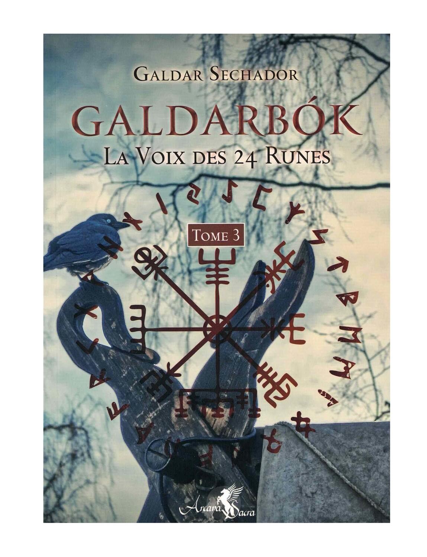 Galdarbók la voix des 24 runes Tome 3