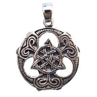 Pendentif nœud celtique