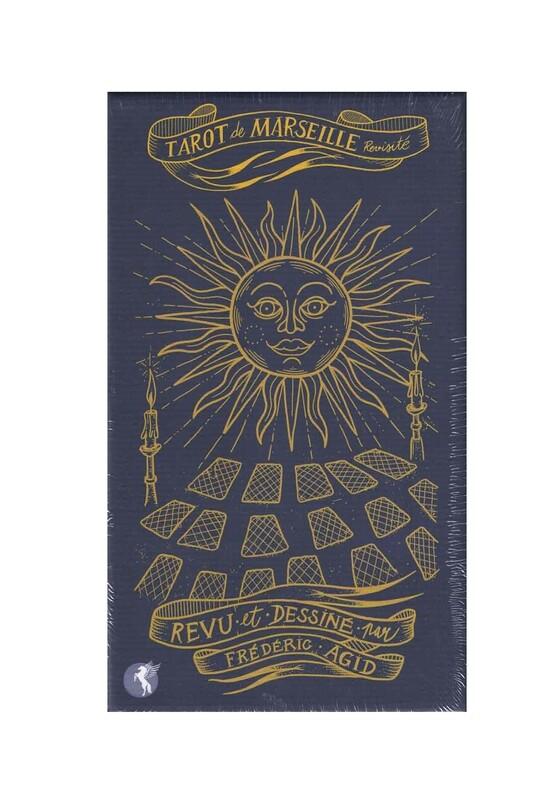 Tarot de Marseille revisité
