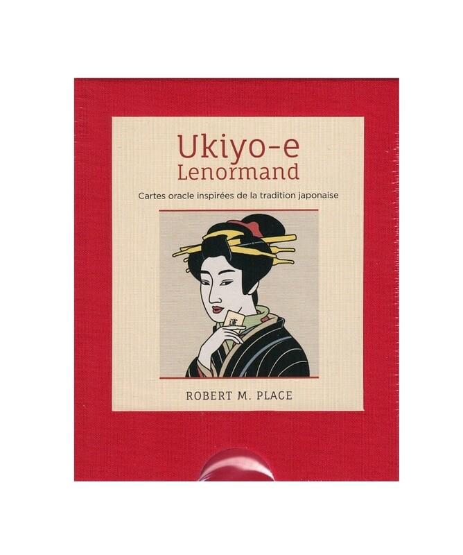 Ukiyo-e Lenormand
