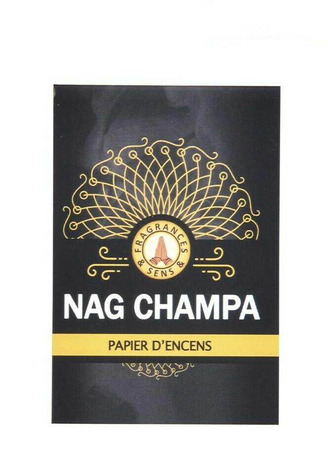 Papier d'Arménie Triple - Nag Champa