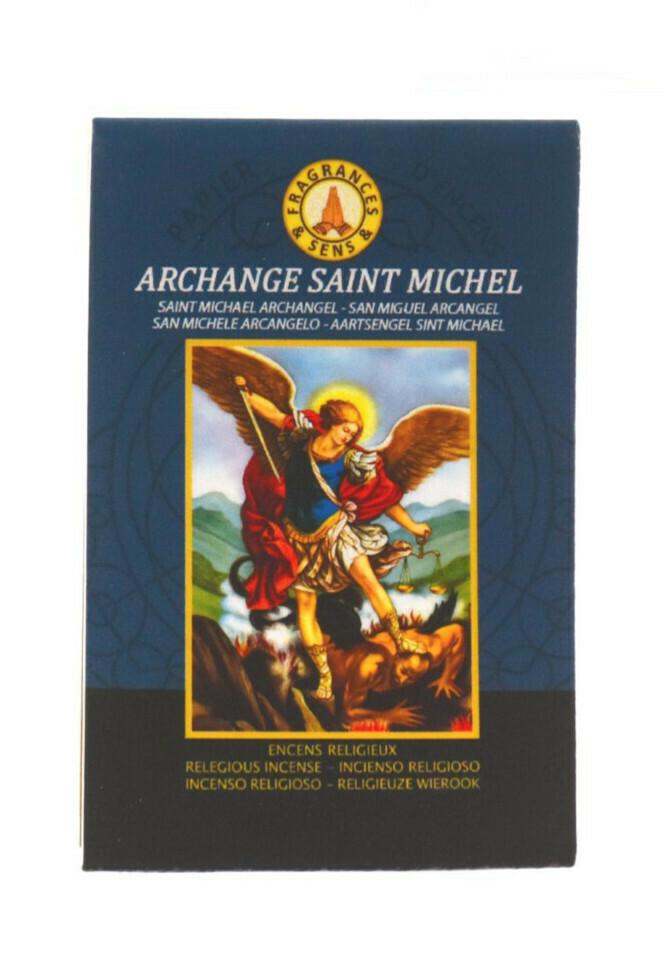Papier d'Arménie Triple - Archange St Michel
