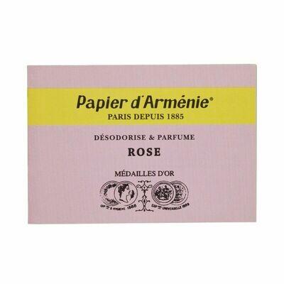 Papier d'Arménie Triple - Rose