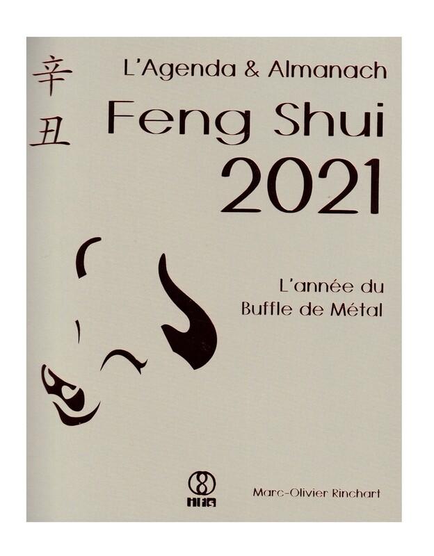L'agenda & Almanach Feng Shui 2021