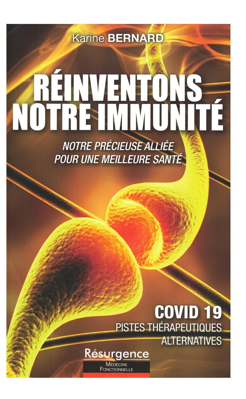 Réinventons notre immunité