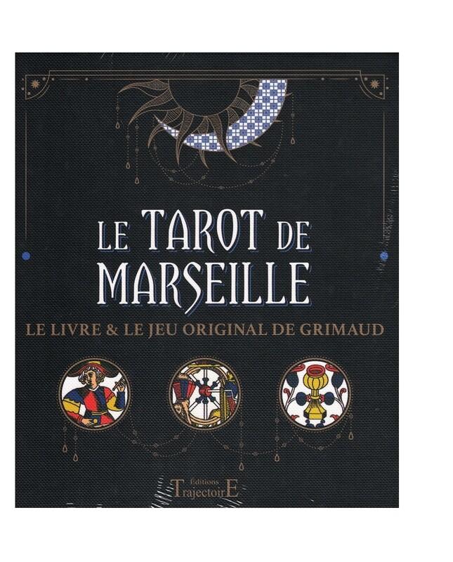 Le tarot de Marseille Le livre & le jeu original