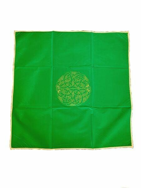 Tapis pour tirages de cartes Labyrinthe celtique
