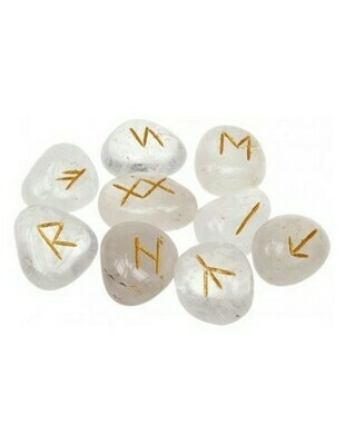 Set de runes Cristal de roche