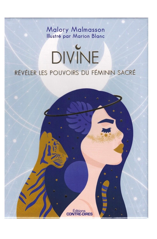 Divine révéler les pouvoirs du féminin sacré