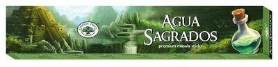Encens Green tree Agua Sagrados