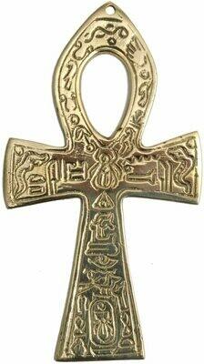 Symbole Ankh - croix égyptienne - 19 cm
