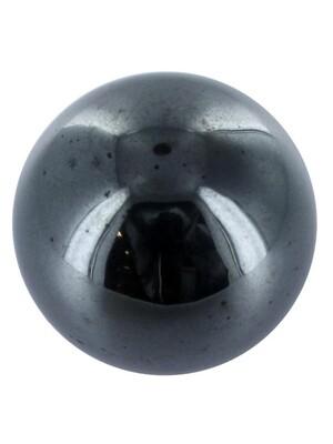 Sphère d'hématite - 40 mm