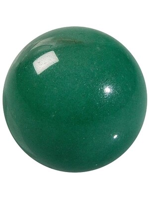 Sphère d'Aventurine verte - 40 mm