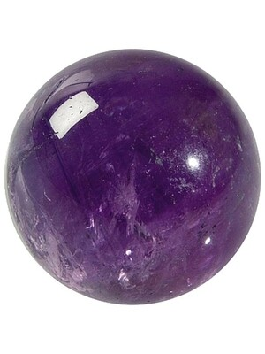 Sphère Améthyste - 40 mm