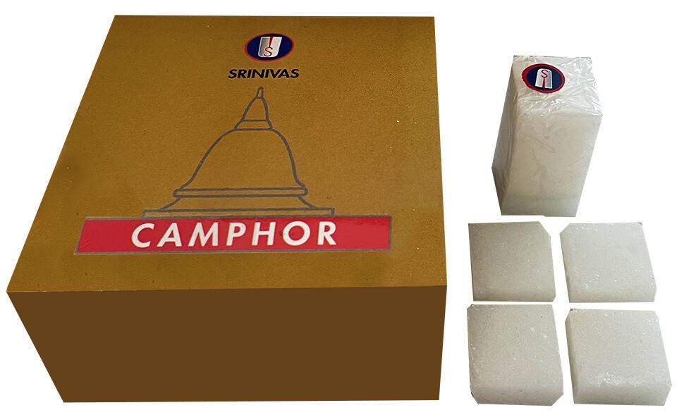 Résine de Camphre végétale en cube 250 gr - Satya