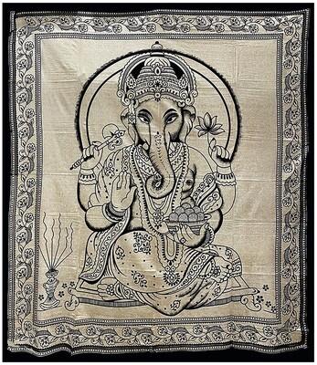 Tenture Ganesh 205 x 140 cm