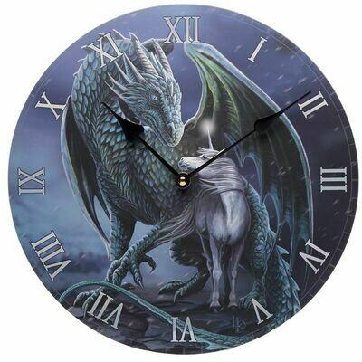 Horloge Lisa Parker - Dragon & Licorne