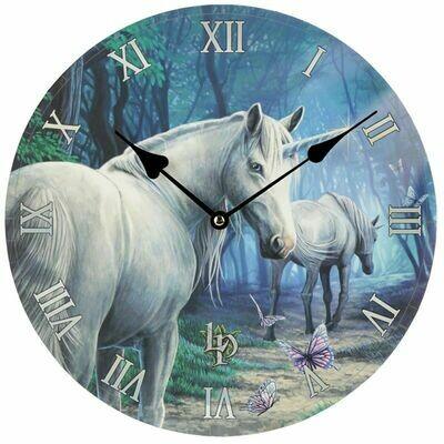 Horloge Lisa Parker - Le retour de la Licorne