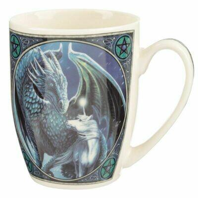 Tasse Dragon et licorne