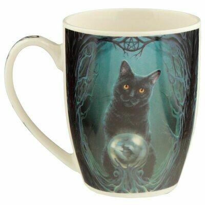 Tasse Chat des sorcières