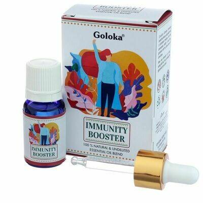Mélange d'Huile Goloka - Système immunitaire
