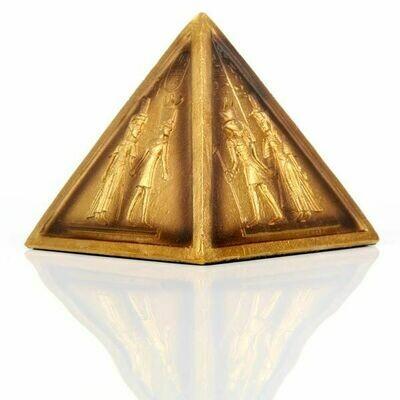 Pyramide Dorée Hiéroglyphe