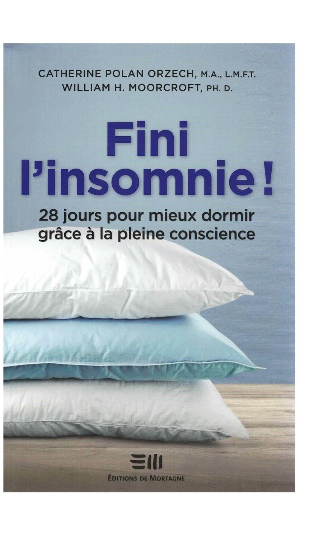 Fini l'insomnie !