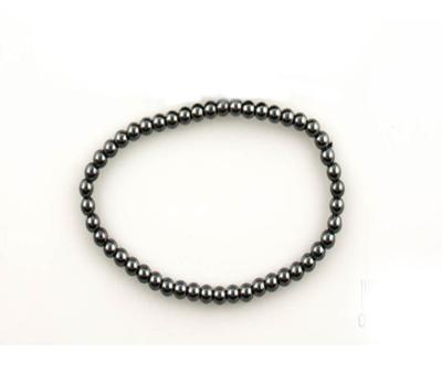 Bracelet Hématite, 4,5 cm
