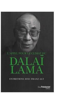 L'appel pour le climat du Dalaï Lama