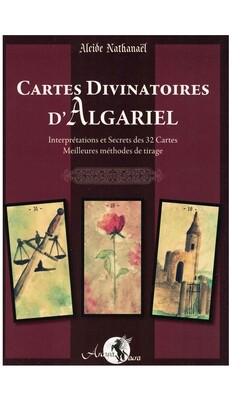 Livre les cartes divinatoires d'Algariel