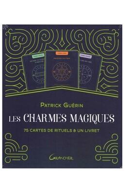 Les Charmes magiques 75 cartes de rituels & un livret