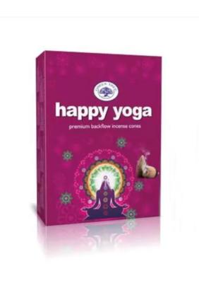 Encens à reflux Happy Yoga - Green Tree