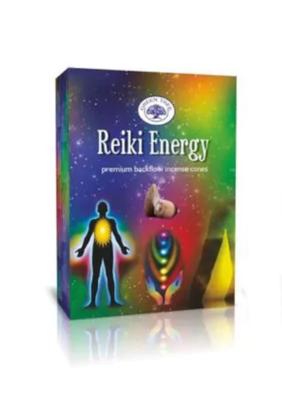 Encens à reflux Reiki Energy - Green Tree