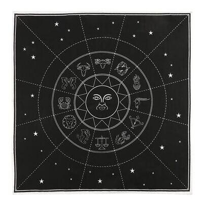 Tapis Signes Astrologiques 70x70cm