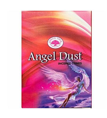 Encens en cônes - Angel Dust - Green Tree