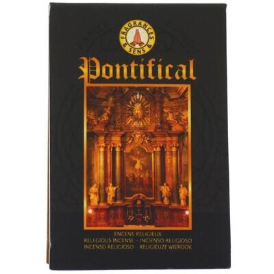 Papier d'arménie triple - pontifical