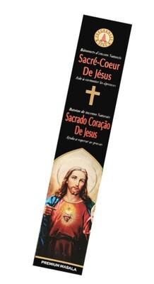 Encens Sacré-Coeur de Jésus - Fragrances et Sens