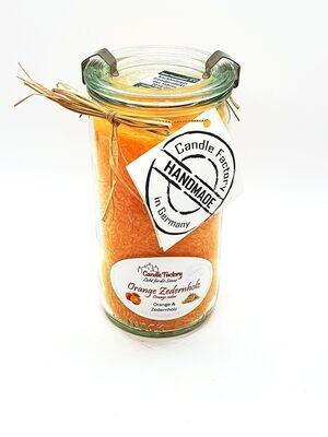 Bougie Orange et Cèdre - Candle factory