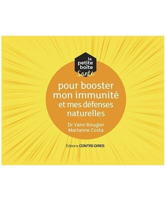 La petite boîte santé pour booster mon immunité et mes défenses naturelles