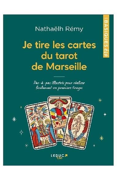 Je tire les cartes de tarot de Marseille